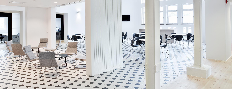 Landskrona Energi av arkitekterna Anders Lundin på Griab och Johanna Brandt på Architects and Friends