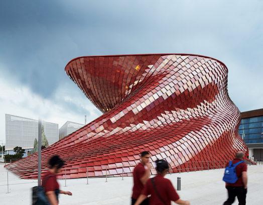 Vanke Pavilion i Milano