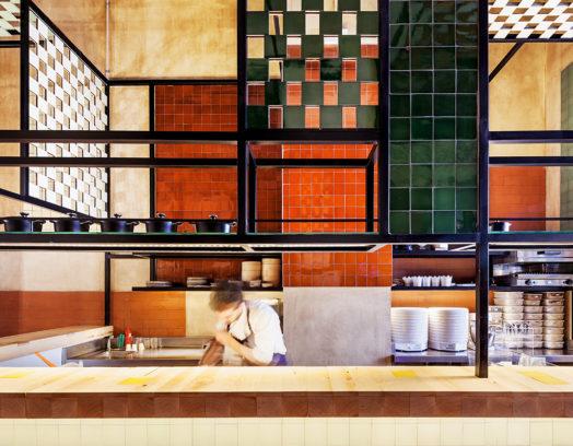 Restaurang Disfrutar av arkitekterna El Equipo Creativo