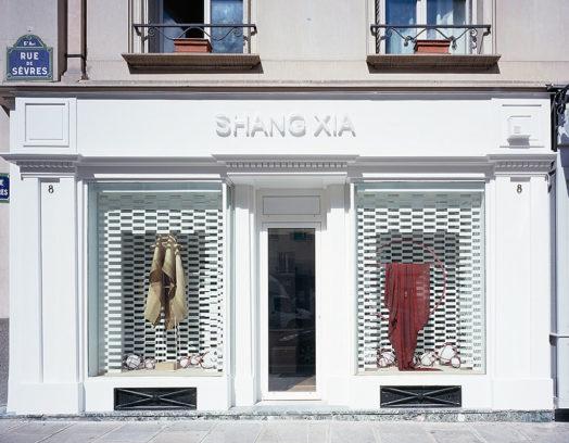 Shang Xia i Paris