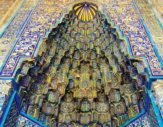Gröna moskén i Bursa