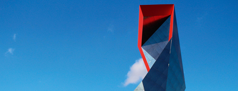 The Crown i Milano av arkitekterna på Studio Libeskind