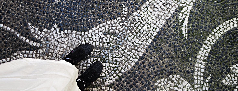 Mosaik i Milano