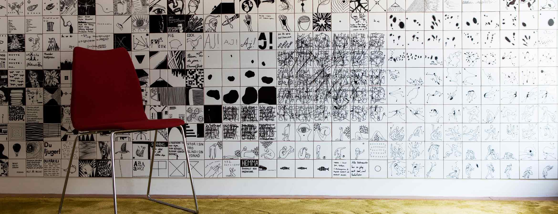 Examensprojekt på Berhgs School of Communication av Henrik Callerstrand