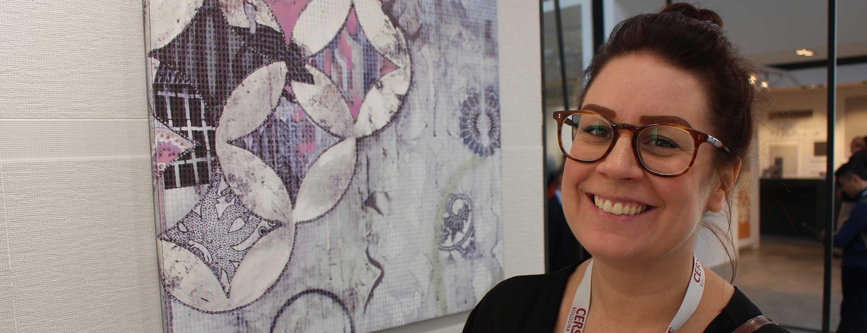 Annika Rosell, inredningsstudent