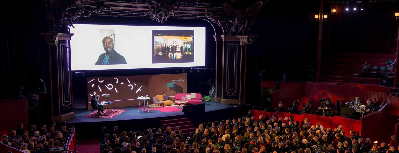 Arkitekturgalan 2016 med utdelning av Kasper Salin-priset och Guldstolen