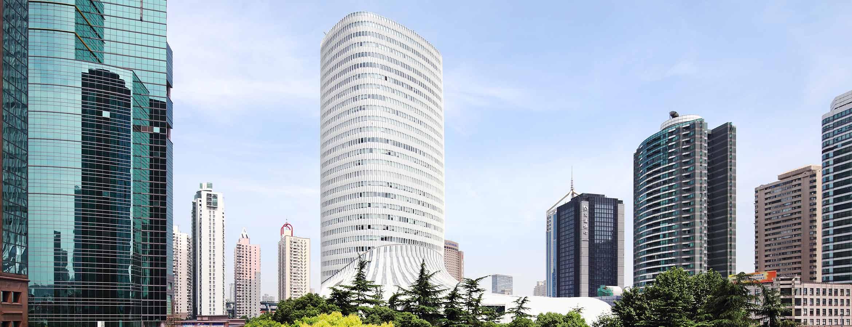 L'Avenue i Shanghai av arkitekterna på Jun Aoki & Associates