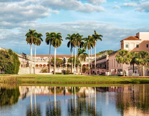 The Center for Asian Art, The Ringling i Sarasota, Florida. Arkitekter: Machado Silvetti