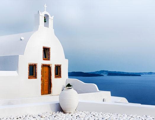 Inspireras av grekisk keramik