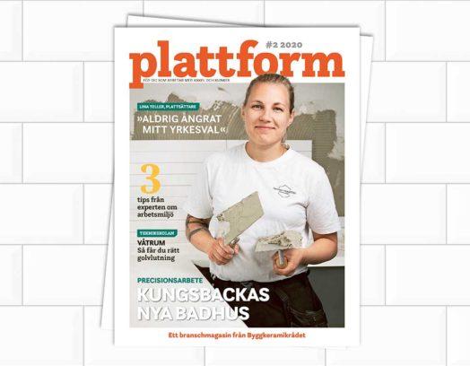 Plattform 2 2020