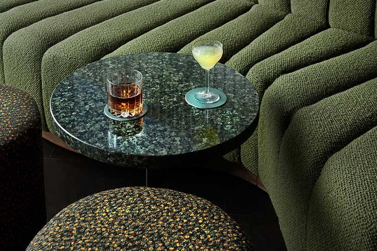 Kaklad cocktailbar på Epicenter i Helsingfors