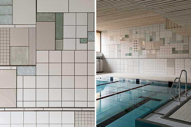 Formgivarne från Folkform ligger bakom designen i Solnas nya simhall