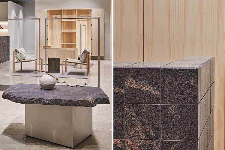 Joanna Laajisto skapar inredning med keramik