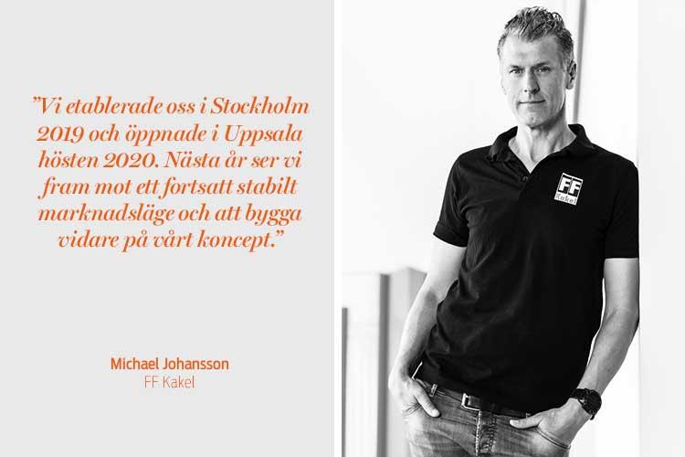 Michael Johansson, FF Kakel